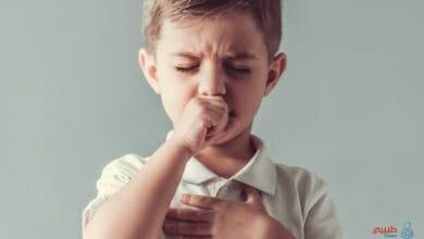 أنواع الكحة عند الطفل