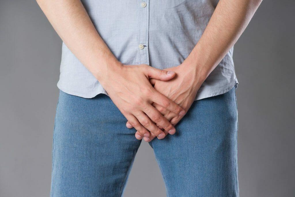 اعراض التهاب البروستاتا