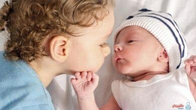 الزغطة عند حديثي الولادة
