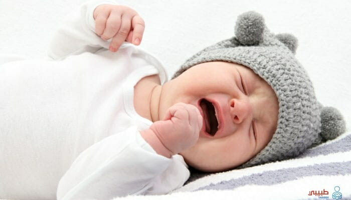 تعرق رأس الطفل أثناء النوم تعرف على أسبابه