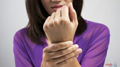 مشاكل الم مفصل اليد عند الحامل