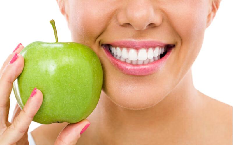 نظافة وصحة الأسنان
