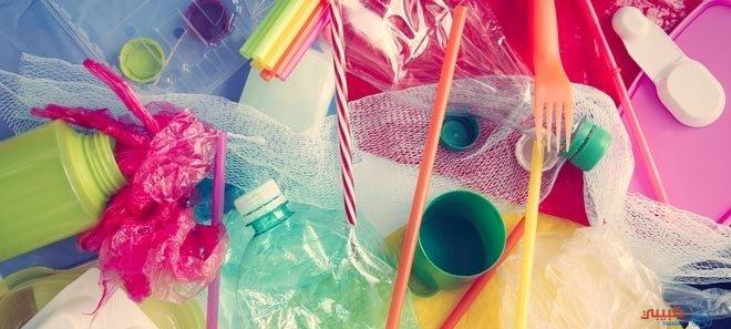 مخاطر استخدام البلاستيك