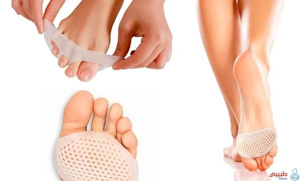 أعراض وعلاج ألم مشط القدم للحامل والطفل طبيبي