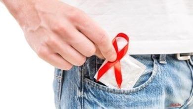 الواقي الذكري والإيدز وعلاقتهم