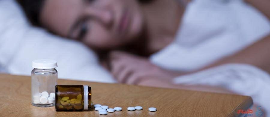 اهم أدوية تساعد على النوم