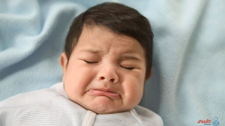 بكاء الرضيع وتهدئته