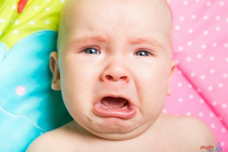 تهدئة الطلفل و بكاء الرضيع