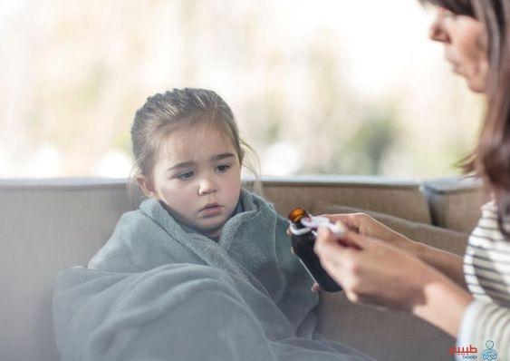 جرعة برونكوتيرول للأطفال