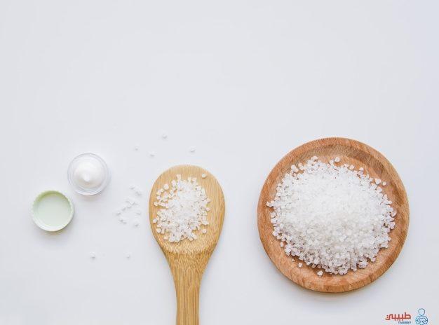 الملح الصخري والطاقة السلبية