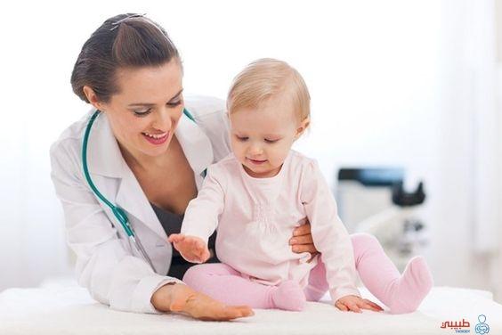 اعراض لا يجب تجاهلها على الرضع