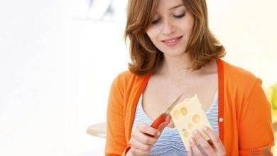 هل الجبن مضر للحامل