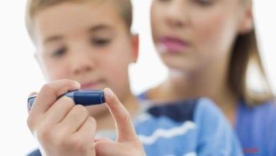 أعراض السكر عند الأطفال