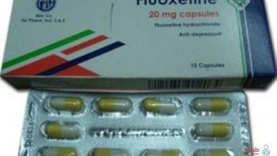 دواء فلوكسيتين