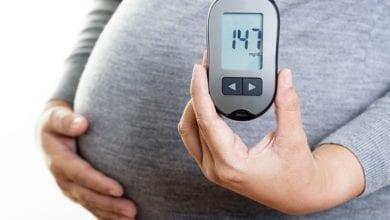 أعراض سكر الحمل
