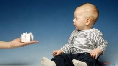 تنمية حواس الطفل