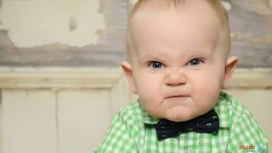 نوبات غضب الطفل