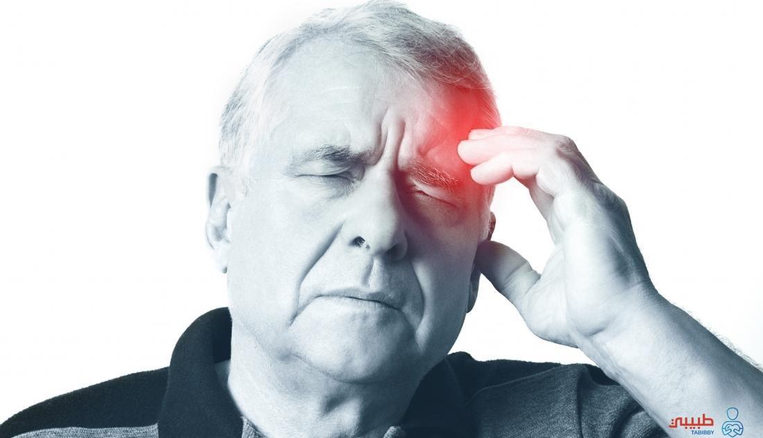 أعراض الجلطة الدماغية قبل حدوثها