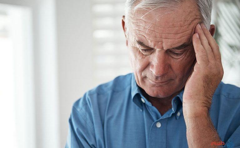 أعراض الجلطة الدماغية العابرة
