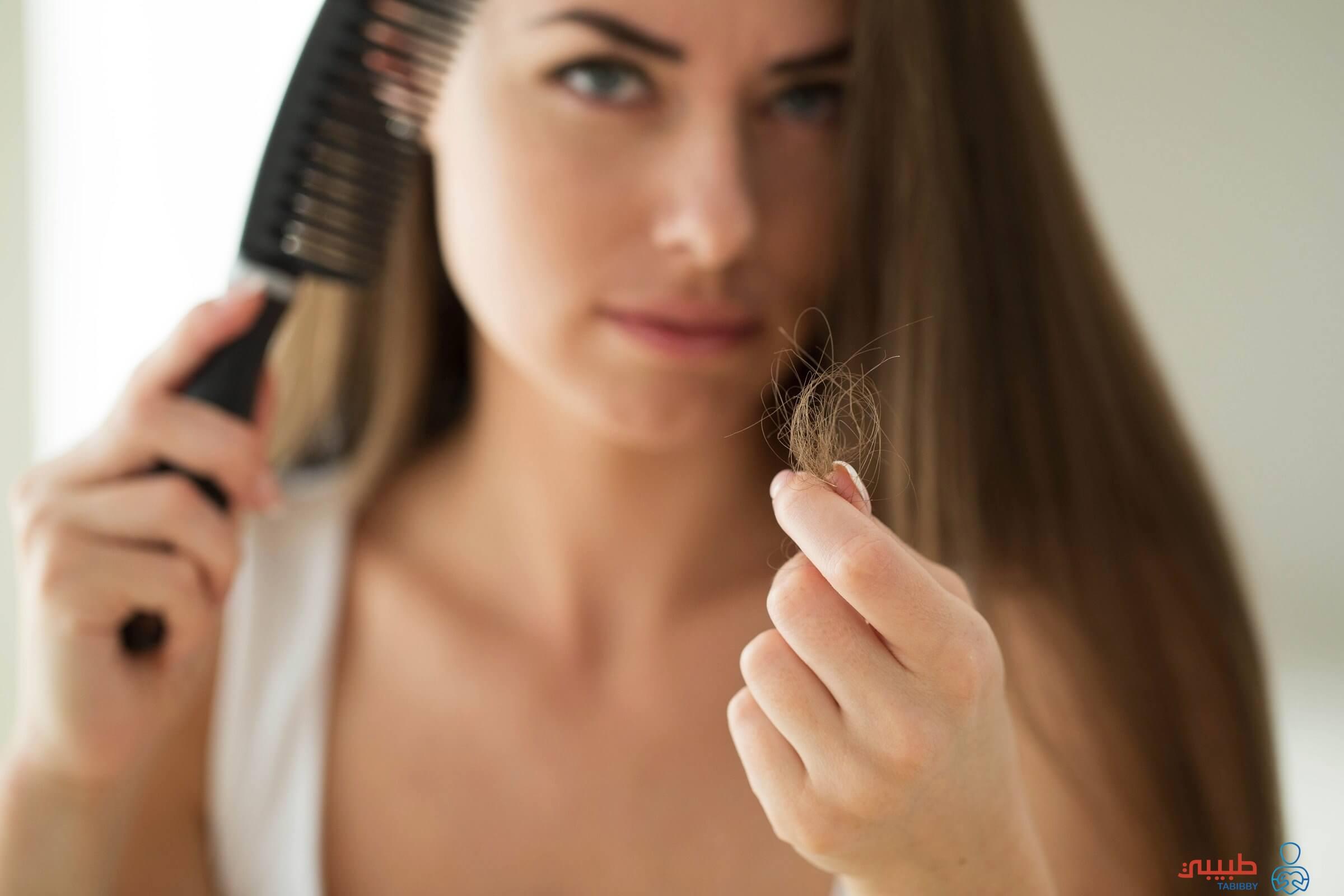 صحة شعرك بعد الصبغه