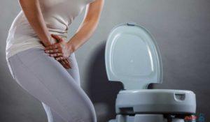أسباب حرقان البول عند النساء