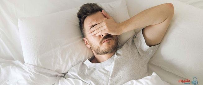 أسباب عدم النوم