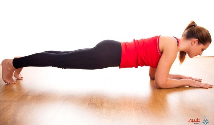 فوائد التمارين لازالة الكرش والحفاظ على الصحة