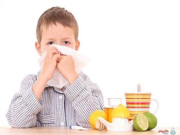 الوقاية من نزلات البرد عند الأطفال