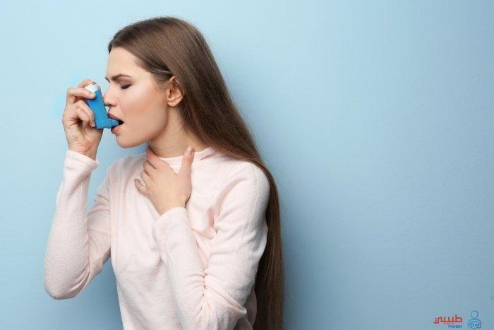 طرق علاج ضيق التنفس
