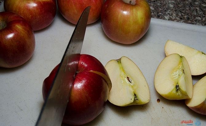 طريقةعمل خل التفاح فى البيت