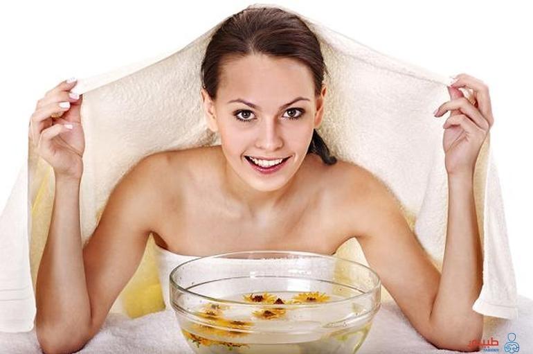علاج البشرة الدهنية