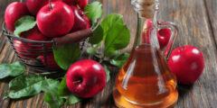 فوائد خل التفاح للتخسيس والتخلص من دهون الكرش