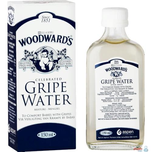 ماء غريب Gripe Water دواعي الاستعمال والآثار الجانبية طبيبي
