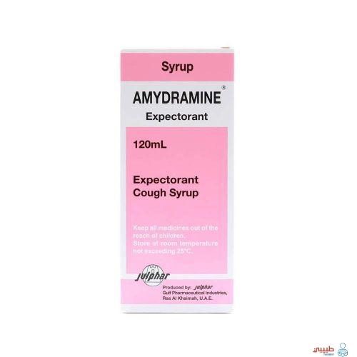الآثار الجانبية لدواء اميدرامين Amydramine